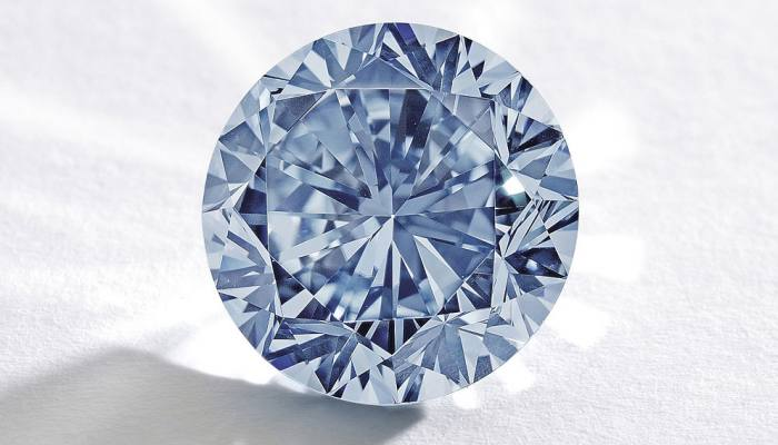 Record-Breaking Diamonds At Sotheby's