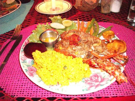 Just Natural Seafood & Vegetarian Restaurant Negril
