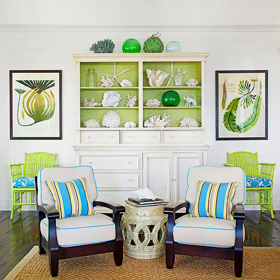 Natural Elements In Home Decoration