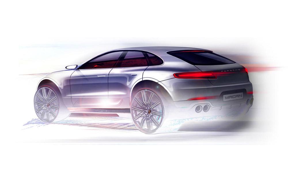 Porsche SUV Demand Grows: Porsche Macan Chases Land Rover