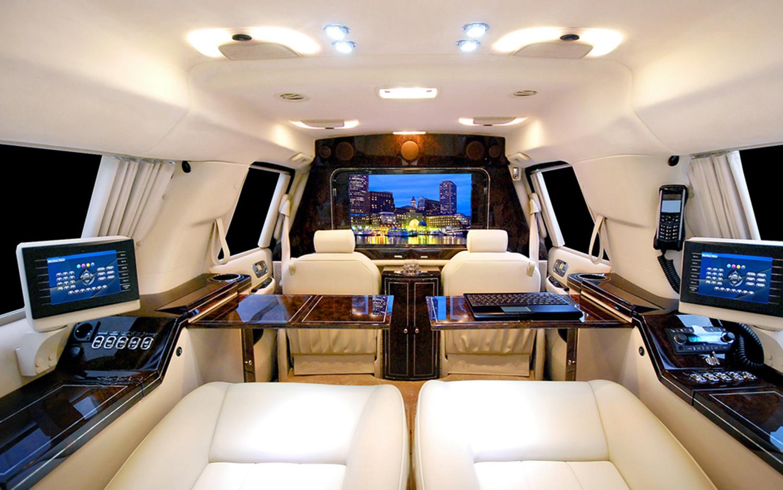 2014 Cadillac Escalade ESV Luxurious Conversion