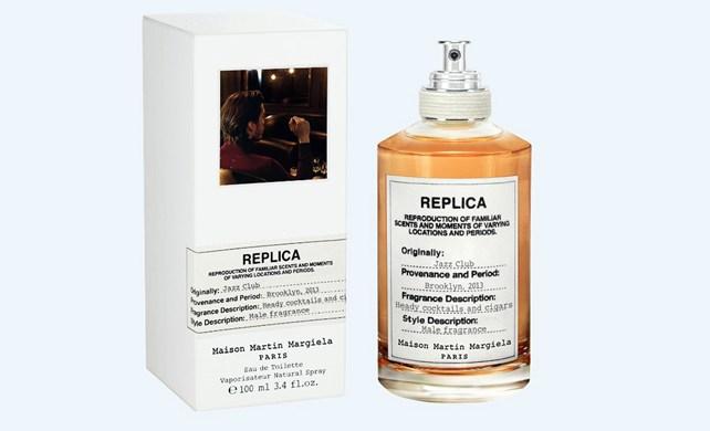 Men's Fragrance Of The Week: Maison Martin Margiela Replica Jazz Club