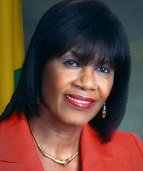Jamaican Prime Minister: Sunrise Over The Caribbean