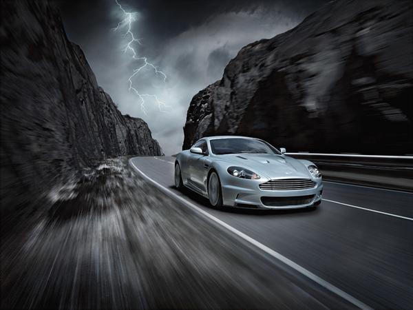 Aston Martin Coupes