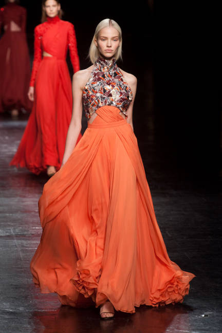 The Most Gorgeous Gowns from New York Fashion Week